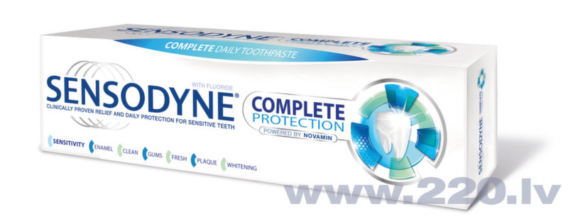Zobu pasta Sensodyne Complete Protection 75 ml