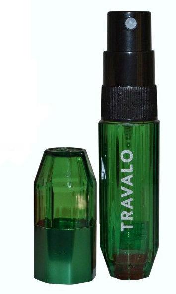 Uzpildāms smaržu flakons Travalo Ice 5 ml
