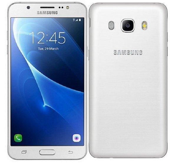 Samsung J510FN Galaxy J5 (2016) LTE Dual White (balts) cena un informācija | Mobilie telefoni | 220.lv