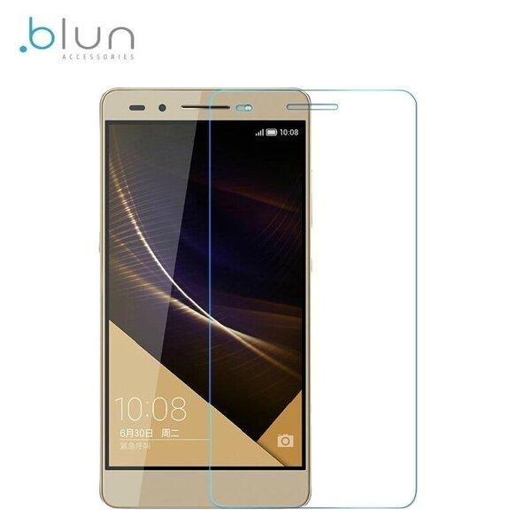 Blun Extreeme Shock 0.33mm / 2.5D Защитная пленка-стекло Huawei Honor 7 (EU Blister) цена и информация | Ekrāna aizsargplēves | 220.lv