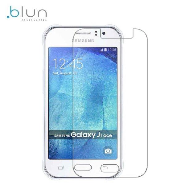 Blun Extreeme Shock 0.33mm / 2.5D Защитная пленка-стекло Samsung J110 Galaxy J1 Ace (EU Blister) цена и информация | Ekrāna aizsargplēves | 220.lv