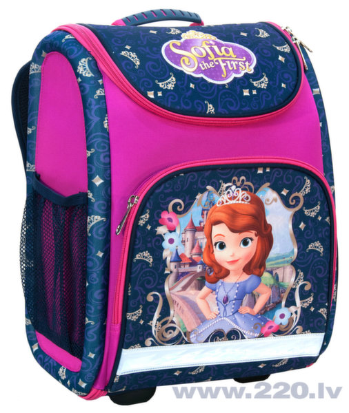 Рюкзак Paso Disney Sofia the first DZC-524 цена и информация | Mugursomas | 220.lv