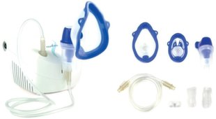 Kompresora inhalators Nuvita 5020 cena un informācija | Higiēna un veselība | 220.lv