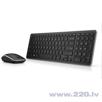 KEYBOARD +MOUSE WRL LASER/KM714 NOR 272695252 DELL