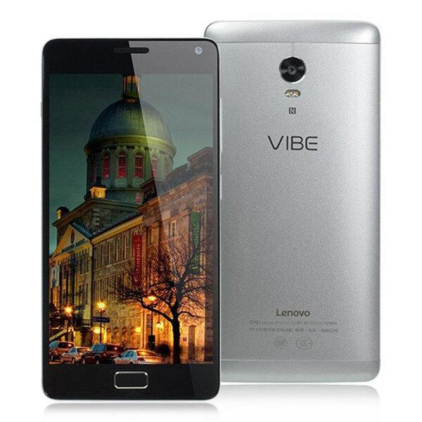LENOVO Vibe P1 Dual LTE Silver (Sudrabains) cena un informācija | Mobilie telefoni | 220.lv