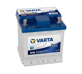 Akumulators VARTA BLUE 44AH 420A B36