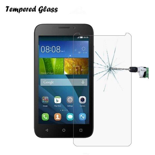 Tempered Glass Extreeme Shock Aizsargplēve-stikls Huawei Ascend Y5 II (2016) (EU Blister) cena un informācija | Ekrāna aizsargplēves | 220.lv