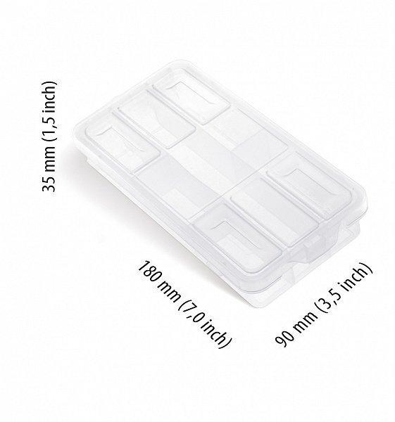 Detaļu kaste Prosperplast NO35 cena un informācija | Instrumentu kastes | 220.lv