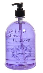 Šķidrās roku ziepes Hand Soap, lavanda 1000 ml