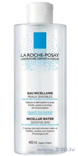 Micelārais ūdens La Roche-Posay Physiological 400 ml