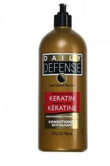 Kondicionieris ar keratīnu Daily Defense Keratin 946 ml