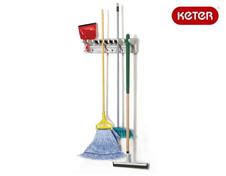 Instrumentu turētājs Keter tool rack cena un informācija | Instrumenti | 220.lv