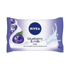 Ziepes Nivea Blueberry & Milk 90 g