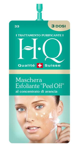 Maska Peel-off HQ 15 ml cena un informācija | Sejas ādas kopšana | 220.lv