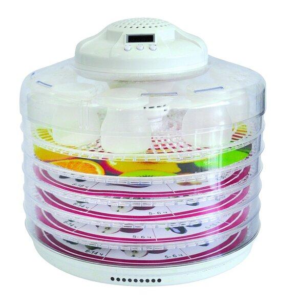 Сушилка для фруктов/Для приготовления йогурта Guzzanti GZ 680