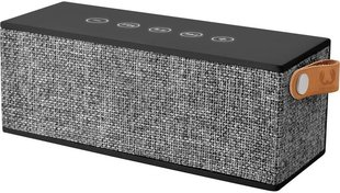 Bezvadu skaļrunis Freshn Rebel Rockbox Brick Fabriq Edition Bluetooth Speaker Concrete