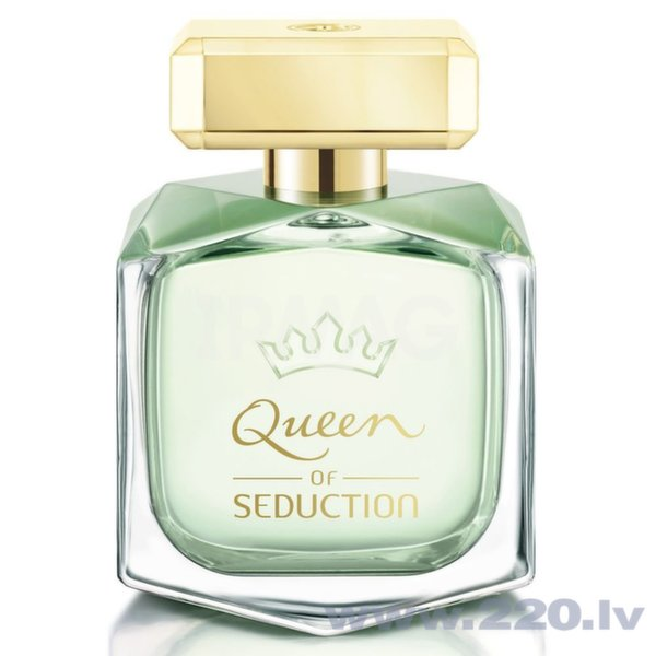 Туалетная вода Antonio Banderas Queen of Seduction edt 80 мл цена и информация | Sieviešu smaržas | 220.lv