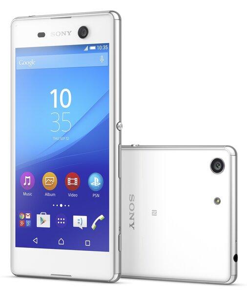 Sony E5603 Xperia M5 White cena un informācija | Mobilie telefoni | 220.lv
