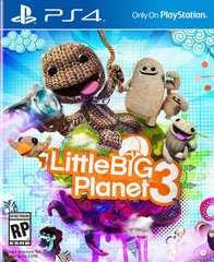 Spēle Little Big Planet 3 (PS4)