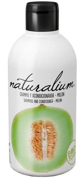Matu šampūns un kondicionieris Naturalium 400 ml cena un informācija | Šampūni | 220.lv