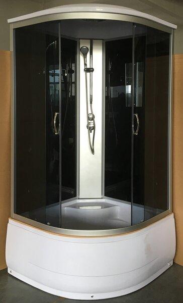 Dušas kabīne Armazi A080, 100x100 cena un informācija | Stūra dušas kabīnes | 220.lv