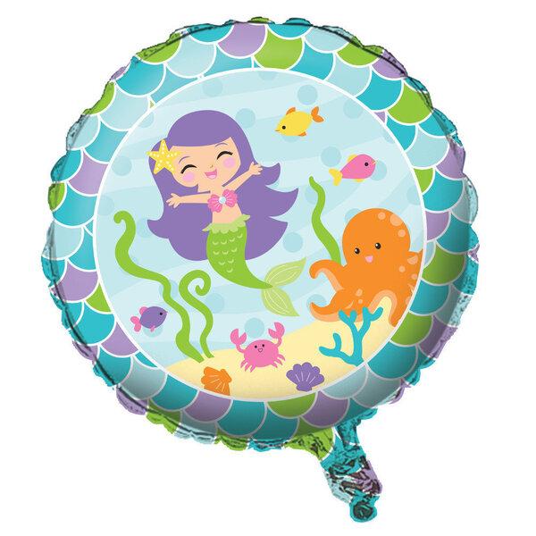 Folija balons Nāriņa 45 cm cena un informācija | Svētku dekorācijas un vienreizlietojamie trauki | 220.lv