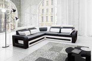 Mikstais stūra dīvāns Bergamo cena un informācija | Dīvāni un krēsli | 220.lv
