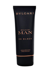 Pēcskūšanas losjons Bvlgari Man In Black 100 ml