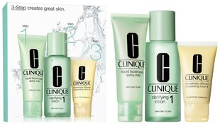Комплект Clinique 3 Step Skin Care System 1