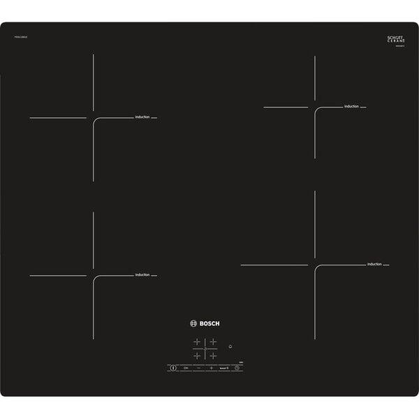 Bosch PIE611BB1E cena un informācija | Plīts virsmas | 220.lv