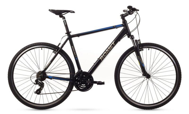Vīriešu krosa velosipēds Romet Orkan 1 M 2016 cena un informācija | Velosipēdi | 220.lv