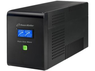 Power Walker UPS Line-Interactive 2000VA 4x 230V EU, PURE SINE,RJ11/RJ45,USB,LCD