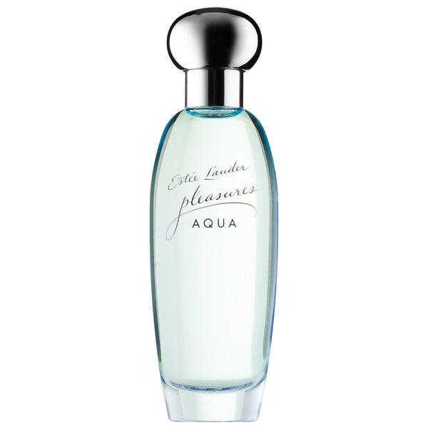 Парфюмированная вода Esteé Lauder Pleasures Aqua edp 50 мл цена и информация | Sieviešu smaržas | 220.lv