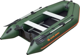 """Piepūšamā laiva PVC """"Kolibri"""" KM-300D"""
