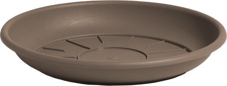 Apakštase NICOLI Domus (brūna krāsa) cena un informācija | Dekoratīvie puķu podi | 220.lv