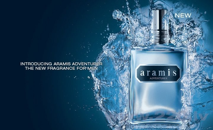 Tualetes ūdens Aramis Adventurer edt 110 ml internetā