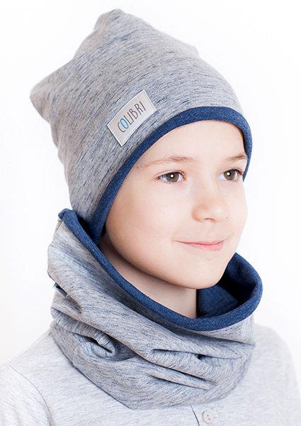 Bērnu cepures un šalles komplekts Colibri cena un informācija | Bērnu aksesuāri | 220.lv