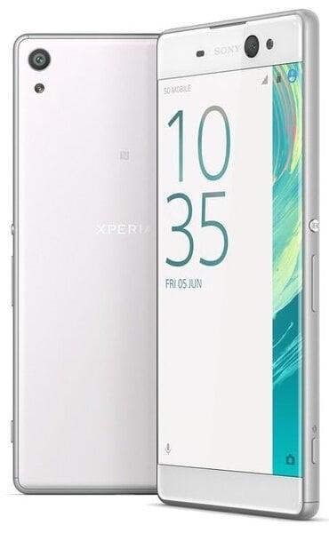Sony Xperia XA Ultra F3212 DUAL LTE White cena un informācija | Mobilie telefoni | 220.lv