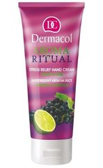 Крем для рук Dermacol Aroma Ritual Grape & Lime 100 мл