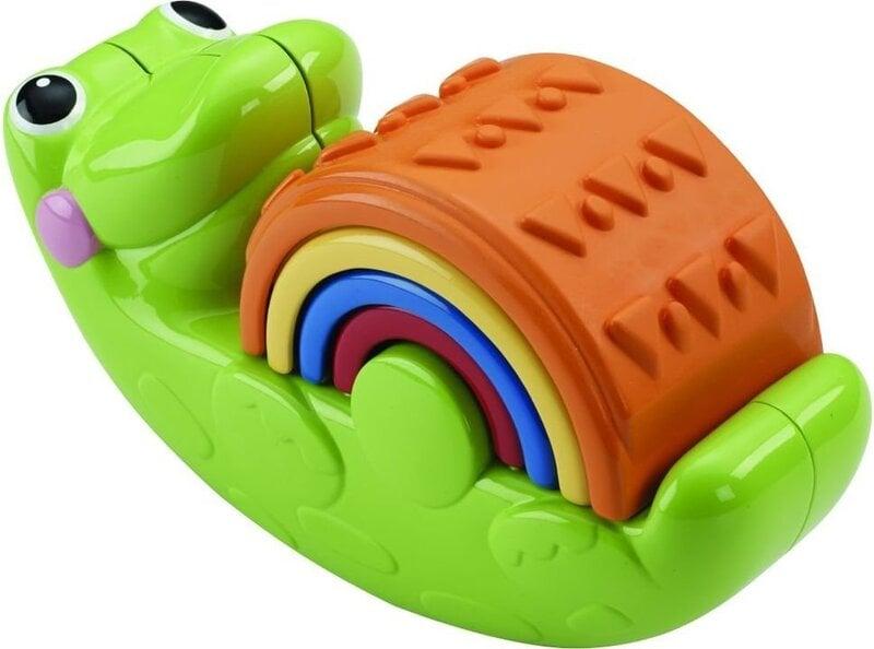 Krokodils ar formiņām Fisher price, CDC48 cena un informācija | Rotaļlietas zīdaiņiem | 220.lv