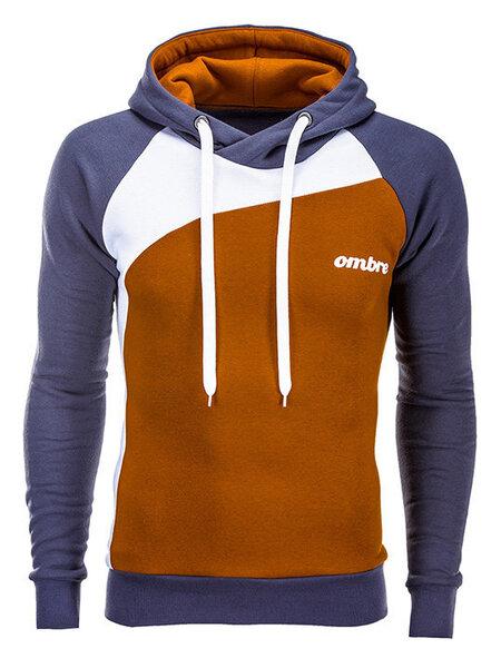Vīriešu jaka Ombre cena un informācija | Vīriešu hoodie jakas | 220.lv