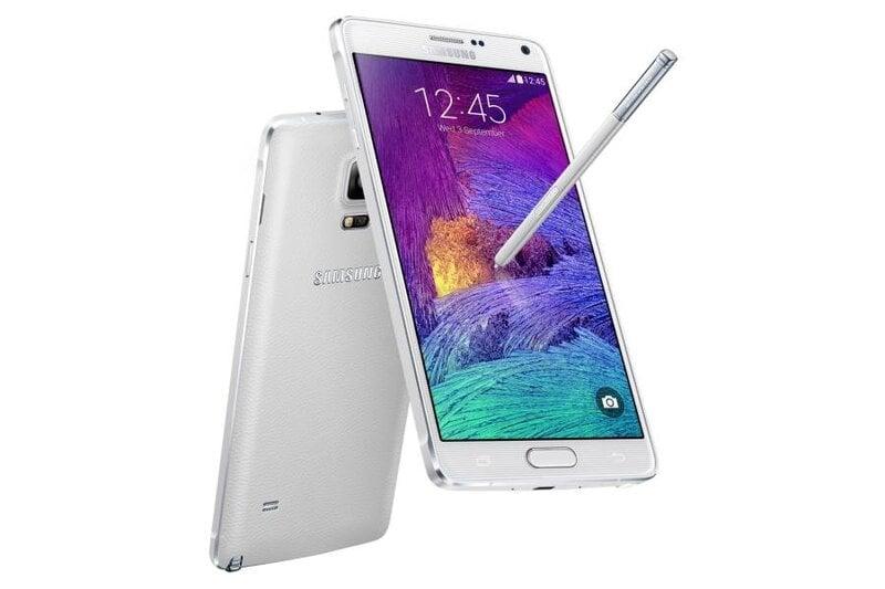 Samsung Galaxy Note 4 16GB (N9100) Dual LTE White cena un informācija | Mobilie telefoni | 220.lv