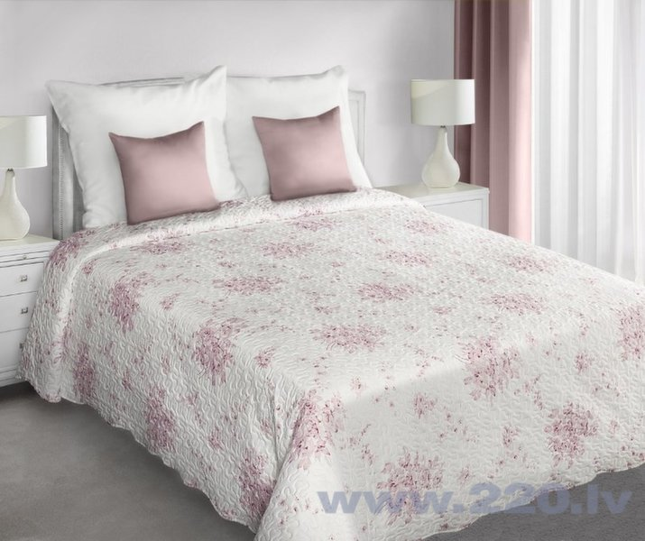 Divpusējs gultas pārklājs, 220 x 240 cm cena un informācija | Dekoratīvie gultas pārklāji un pledi | 220.lv