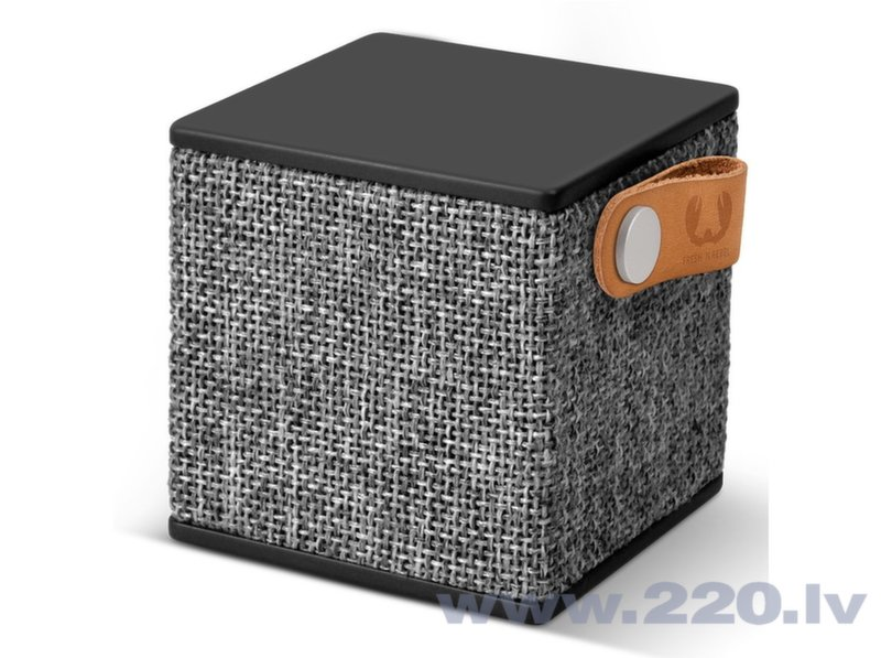 Bluetooth FRESHN REBEL Rockbox Cube, Concrete цена и информация | Skaļruņi | 220.lv