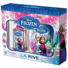 Komplekts La Rive Frozen: edp 50 ml + dušas želeja-šampūns 250 ml