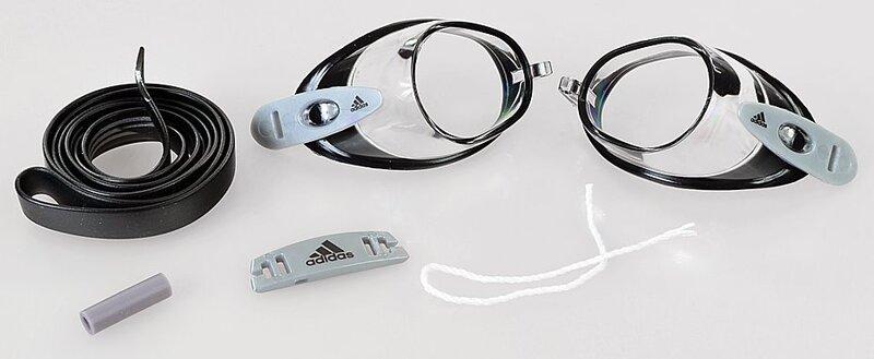 Peldēšanas brilles Adidas Hydronator X14537 cena un informācija | Peldēšanas un niršanas piederumi | 220.lv