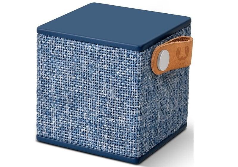 Bluetooth FRESHN REBEL Rockbox Cube, Indigo цена и информация | Skaļruņi | 220.lv