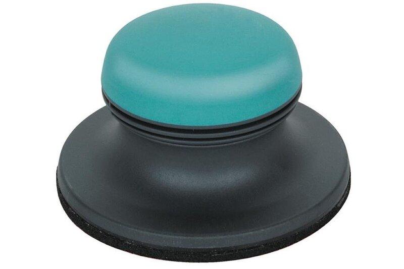 Apaļšs turētājs priekš smilšpapīra 125mm WOLFCRAFT 5894000:W cena un informācija | Instrumenti | 220.lv
