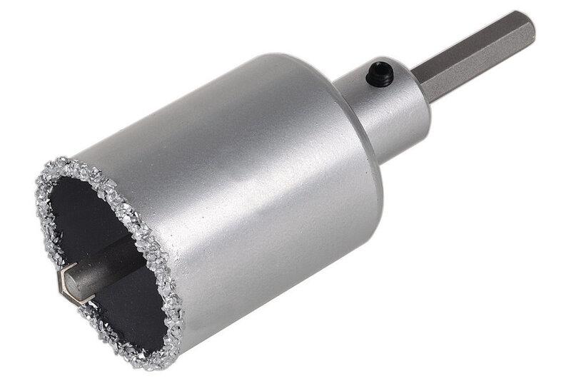 Urbšanas kronis, volframa 55x53mm ar turētāju 3895000:W cena un informācija | Instrumenti | 220.lv
