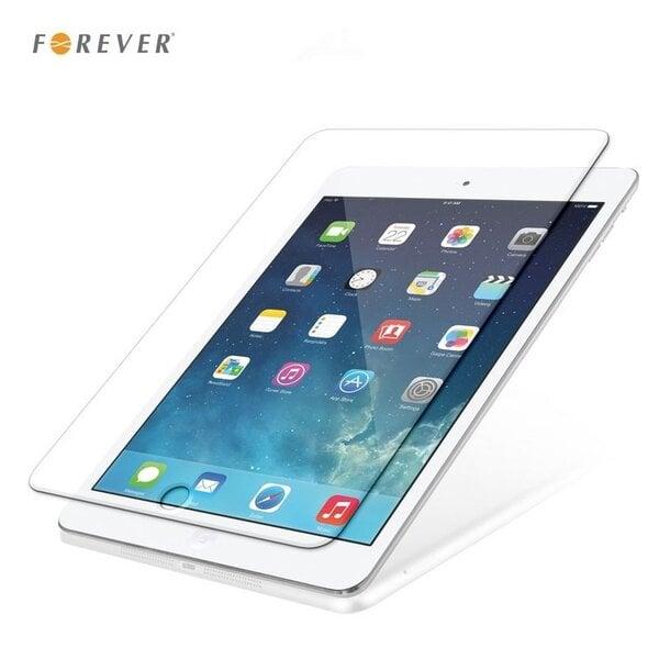 Forever Tempered Glass Extreeme Shock Aizsargplēve-stikls Apple Ipad Air 2 cena un informācija | Somas, aksesuāri | 220.lv